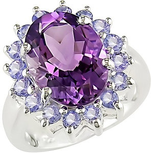 """Tanzanite and amethyst!When you look at your jewelry saw to yourself, """"I am a gem, I am a shiny beautiful Jewel and I deserve the best""""."""
