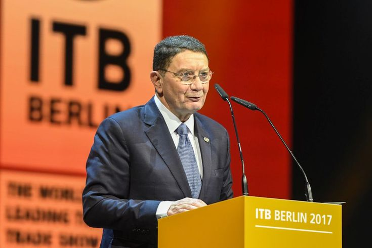 Tourism Opens our Hearts and Minds: UNWTO Secretary-General at ITB Berlin 2017.