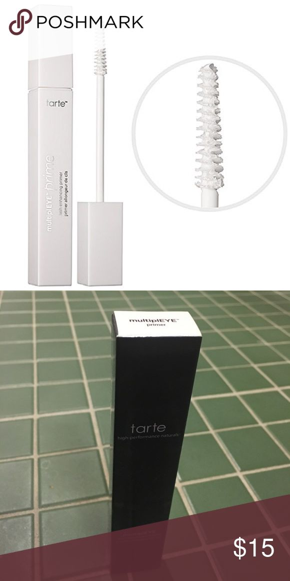 Brand new Tarte multiplEYE lash enhancing primer Brand new Tarte primer (in the box). Open to offers! tarte Makeup Eye Primer