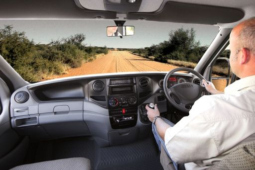 discoverer 4 - auto - motorhome rental in South Africa