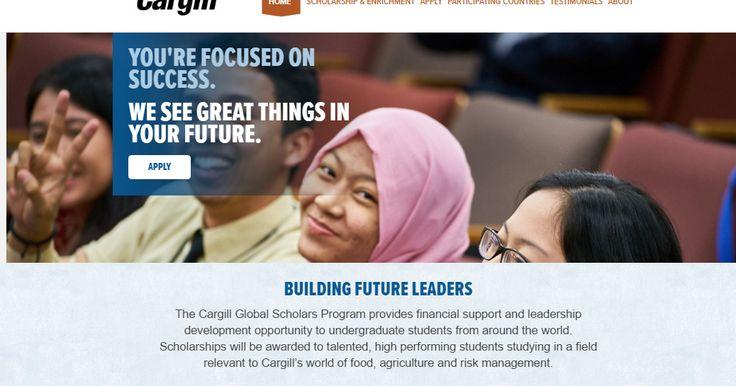 Beasiswa Cargill Global