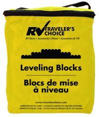 Leveling Blocks from RV Traveler's Choice