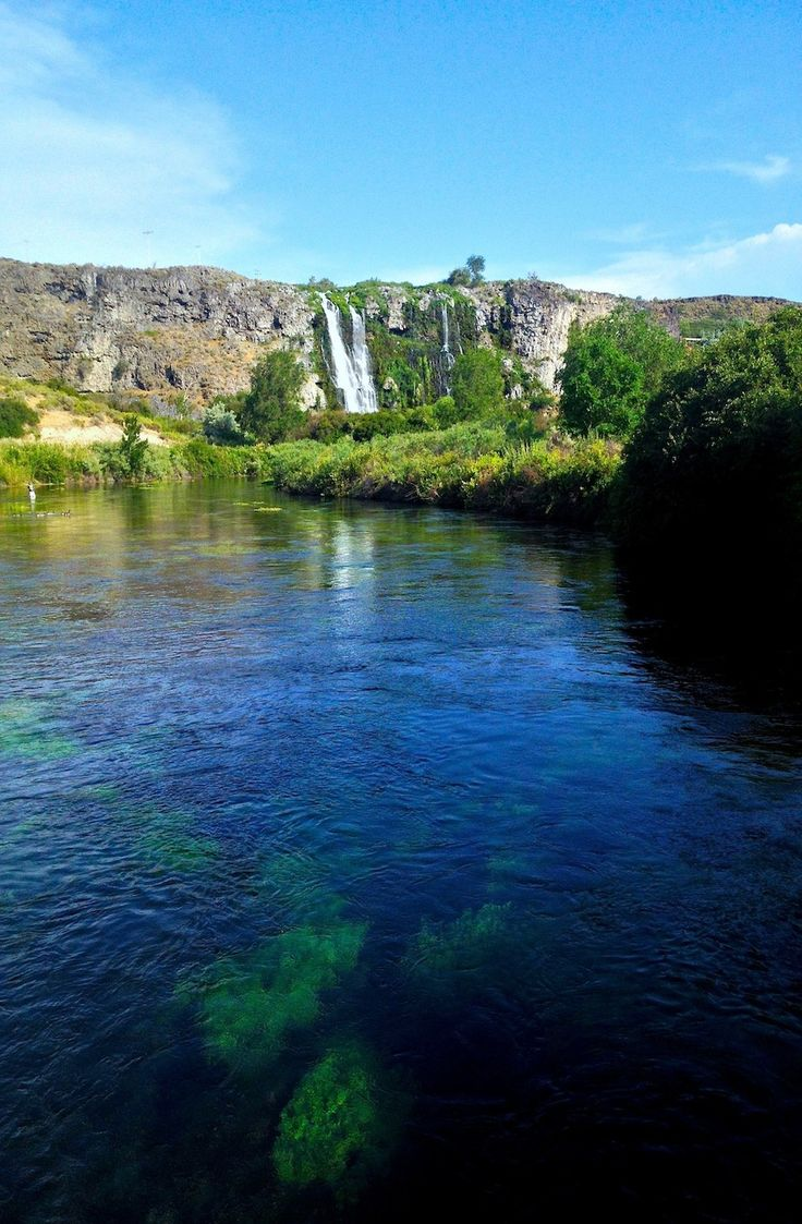 The Coolest State Park You've Never Heard of: Thousand Springs State Park