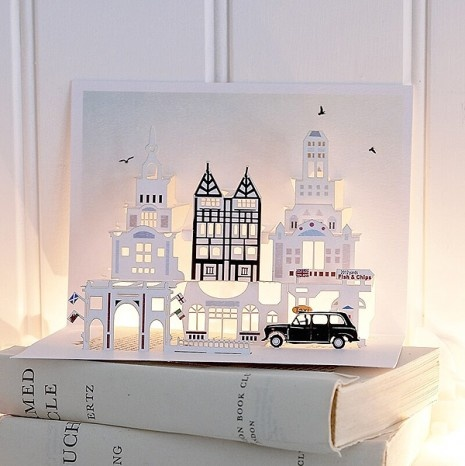 Pop-Up London Cards - Art | Popbee