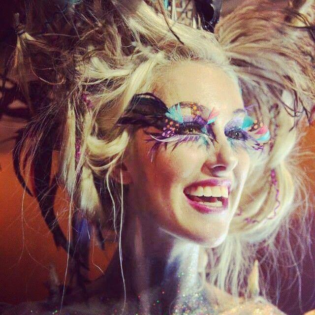 #charwarpaint #charmainewarpaint #RAWBRISBANE #rawbrisbaneshowcase #bodypaint #facepaint #sfx #prosthetics #alienbirdcreature #outofthisworld #model #casey-lee #photographer #interlacedmedia #goregeousportraits #shootthetownred #3breasts