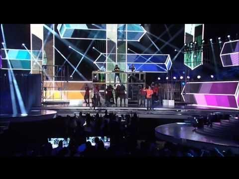 Billboard Latin Music Awards 2012  Tribal Monterrey Intentalo - http://music.linke.rs/billboard-latin-music-awards-2012-tribal-monterrey-intentalo/