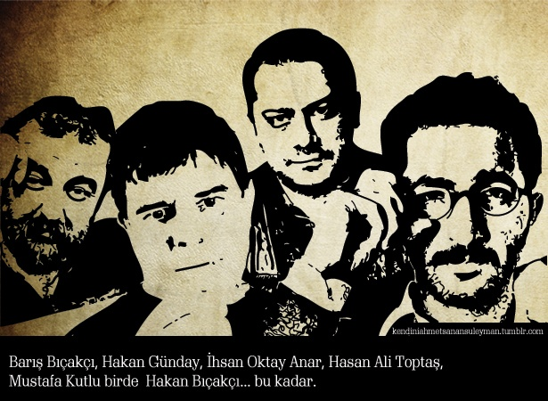 Murat Menteş, Alper Canıgüz, Murat Uyurkulak, Emrah Serbes