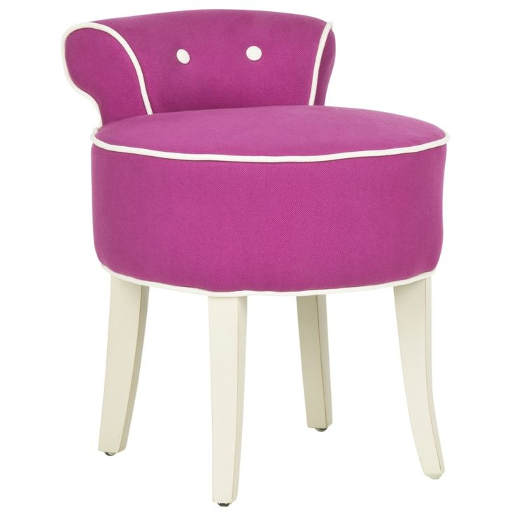 Safavieh Georgia Fuchsia Vanity Stool by Safavieh - 17 Best Images About Furniture On Pinterest Sofa Manufacturers
