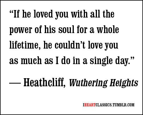 love and hate in the novel wuthering heights by emily bronte Buy wuthering heights the whole second part of emily bronte's novel 50 out of 5 stars it is one of the great classics and does capture the intense love/hate.