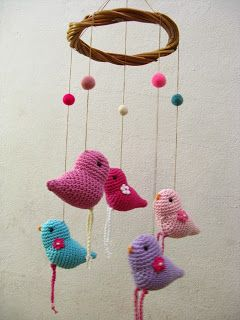 Ideas de decoración con ganchillo o crochet (2)