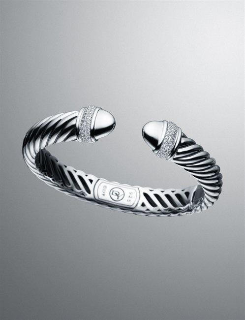 David Yurman I love you!: David Yurman, Diamonds Bracelets, Bracelets Davidyurmancom, Waverly Bracelets, Diamonds Waverly, Pave Diamonds, Design Jewelry, 5Mm Pave, Jewelry Boxes