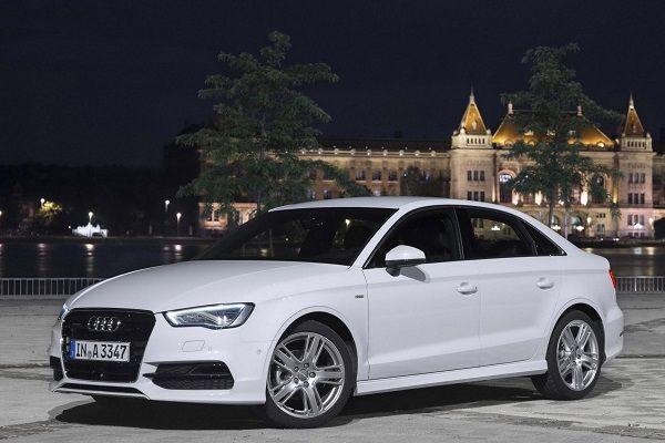 2016 Audi A3. My new car is definitely a beauty!!