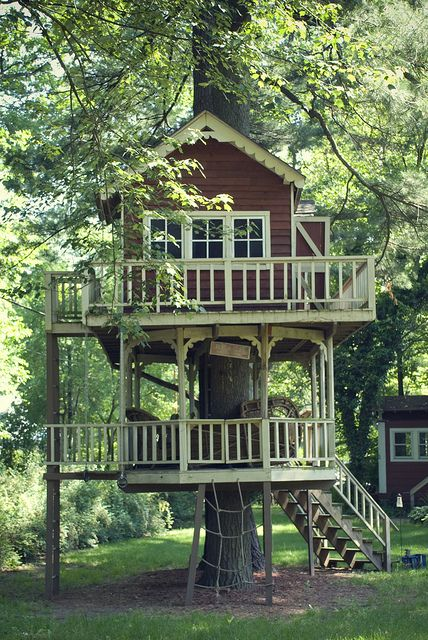 19 best tree houses images on pinterest | architecture, awesome