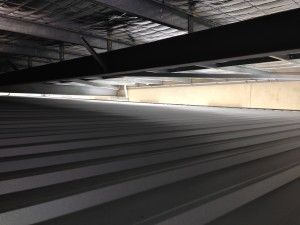 Fully sheeted roofs to protect your goods.