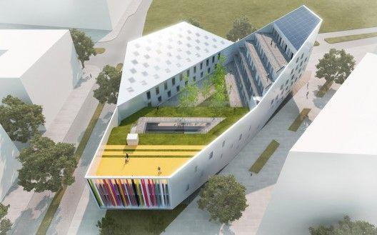 JDS_LIL_Euralille Youth Centre_render_exterior02