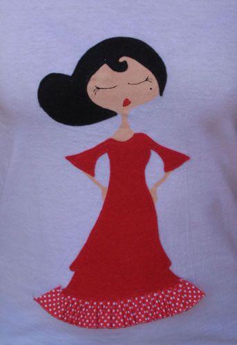 patchwork camisetas