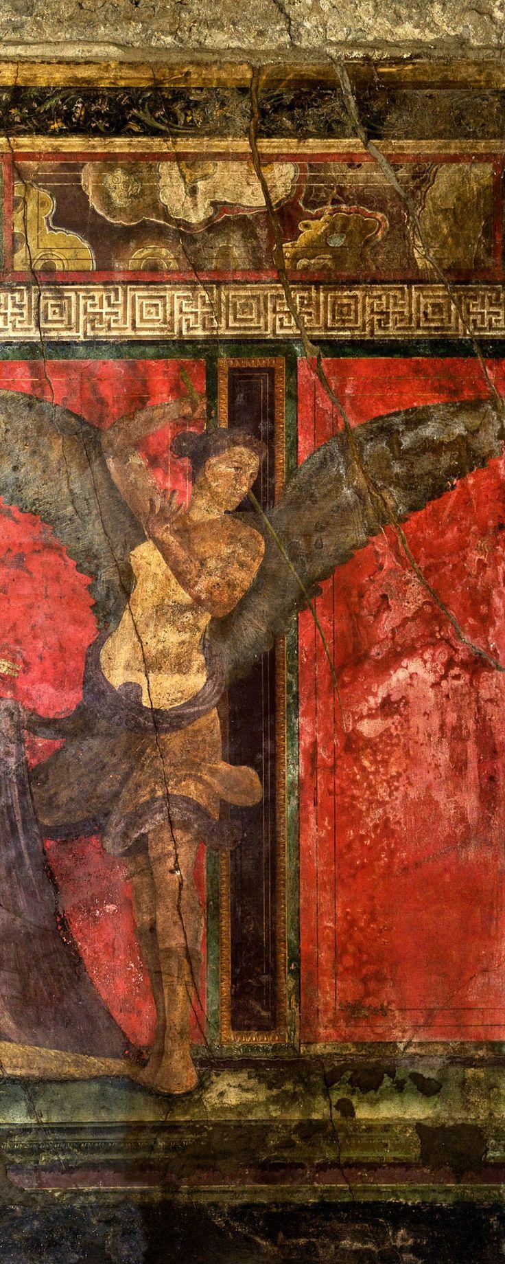 Tuscany, Italy - My Angel Has Black Wings | Igor Menaker Fine Art Photography
