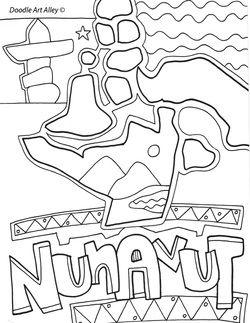 nunavut clipart