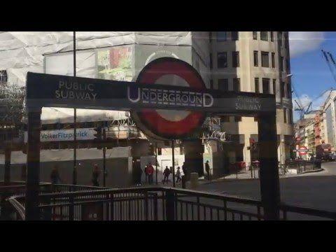 Выпуск 114 Лондонское метро - YouTube