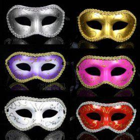 Wholesale Party Masks Cheap Masquerade Masks in Bulk