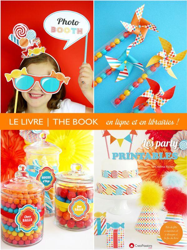 Idée cadeau créatif pour la Fête des Mères #livre #créations #anniversaire #festas #papeterie #sweettables