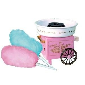 nostalgia cotton candy machine instructions