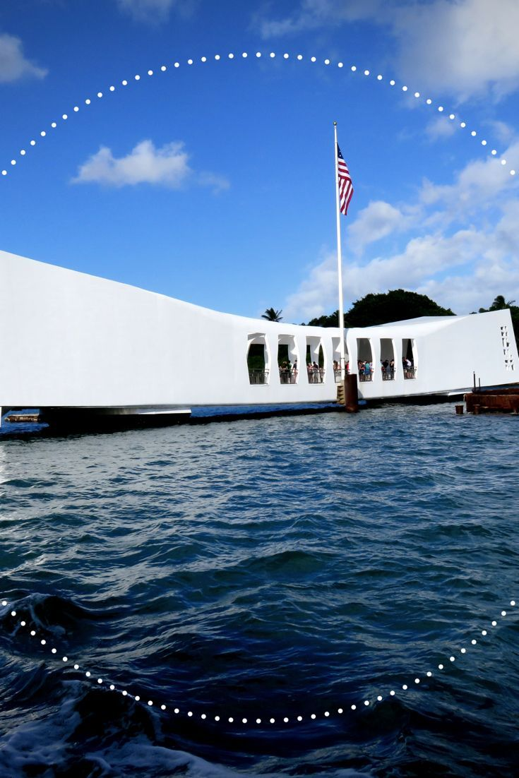 WWII Valor in the Pacific National Monument is a beautiful and poignant park just outside Honolulu HI. The park includes the USS Arizona Memorial, the USS Missouri Battleship, the USS Bowfin Submarine, and the Pacific Air Museum. The park also has fantast