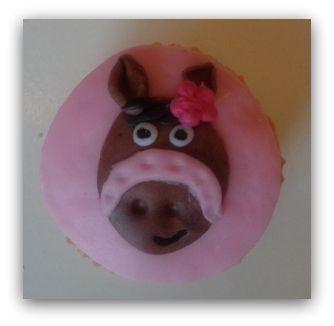Paardencupcakes