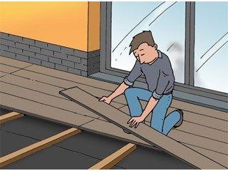 Een houten terras aanleggen - Livios