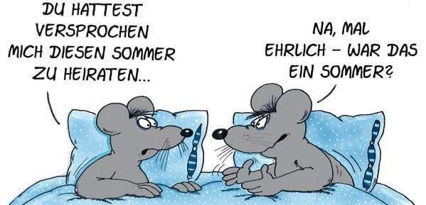 Cartoon Wedding Uli Stein