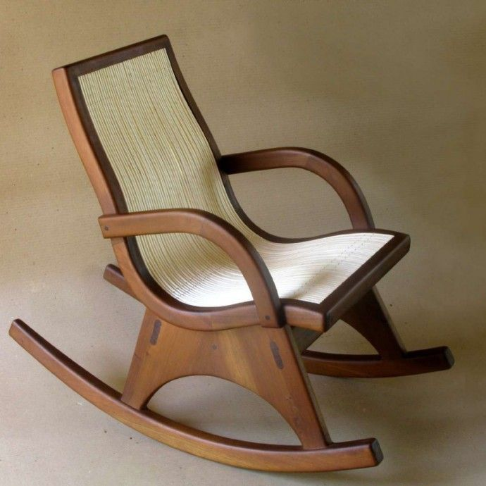 244 best rocking chair images on pinterest woodworking - Cojines para mecedoras ...