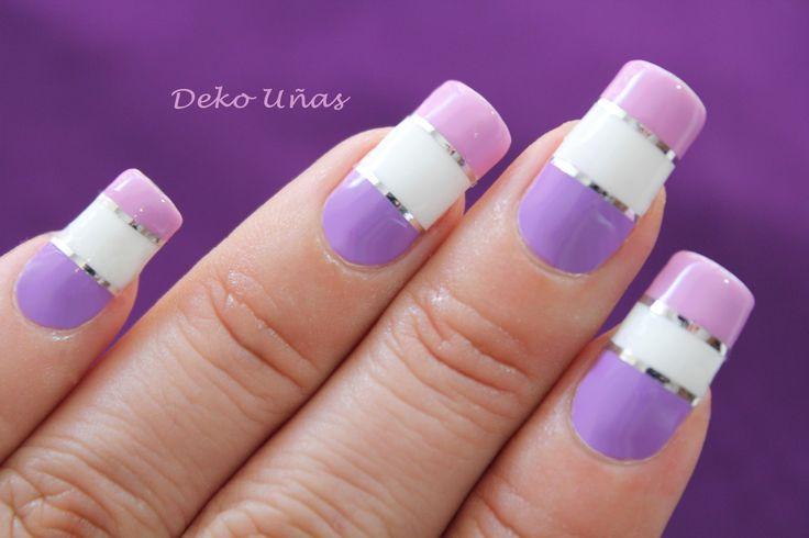 Nail art Deko Uñas