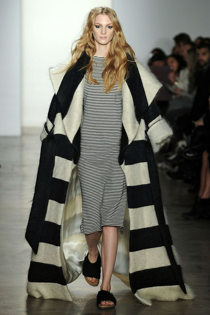 Trend Report Fashion 2014 Whats In And Whats Out Style Elixir - Fall 2014 rtw houghton collection