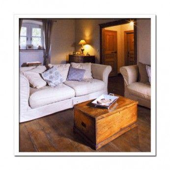 Parquet chêne massif - Planchers d'autrefois #wood #woodenfloor #parquet #interior #home #cozy