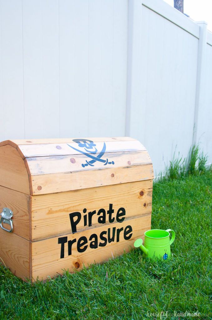 Diy Treasure Chest Toy Box Outdoor Toy Storage Toy Box Plans Personalised Wooden Toy Box