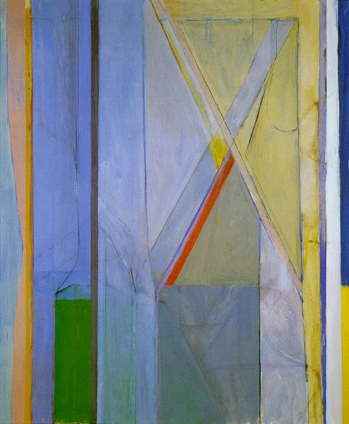 Richard Diebenkorn, Ocean Park No 16