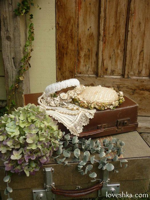 real wedding / 実際のプロデュース / アンティーク / antique / green / トランク / ウェディング / 結婚式 / wedding / オリジナルウェディング / プティラブーシュカ / トキメクウェディング