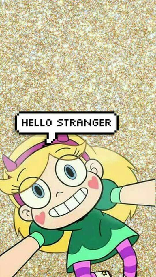 Hi Star! *giggle*