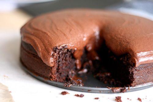 Chocolate cake!