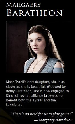 Margaery Tyrell - Game of Thrones Photo (34121922) - Fanpop