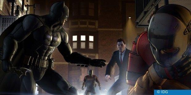 Die erste Episode von Batman - The Telltale Series ist für kurze Zeit für PC und Android gratis erhältlich.