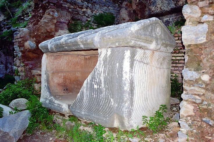 Seven Sleepers, Ephesus