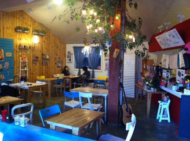 To Rab Café - Hongdae, Seoul