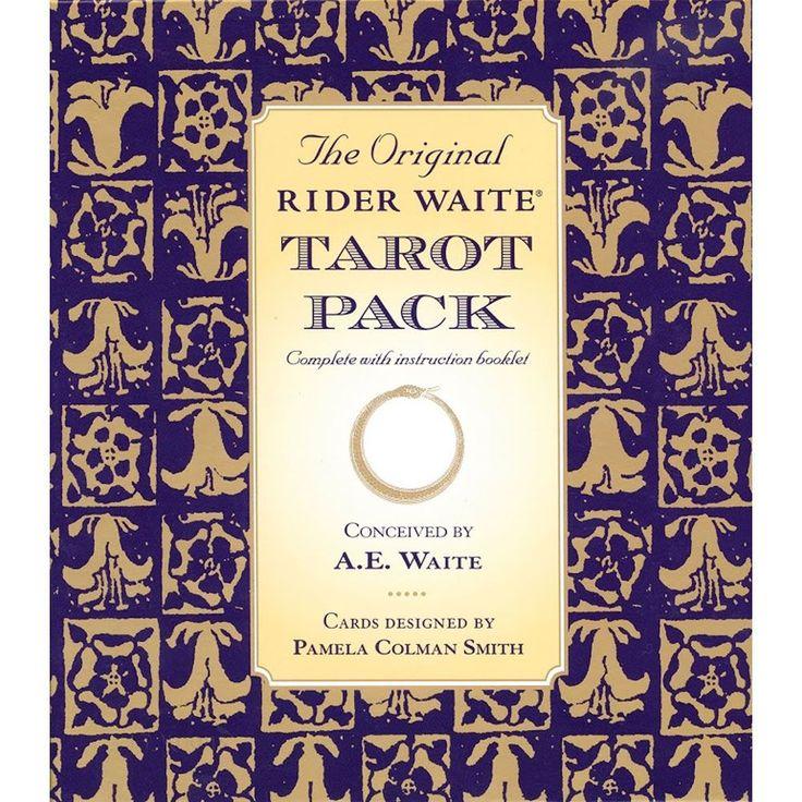 Original riderwaite tarot set rider waite tarot tarot