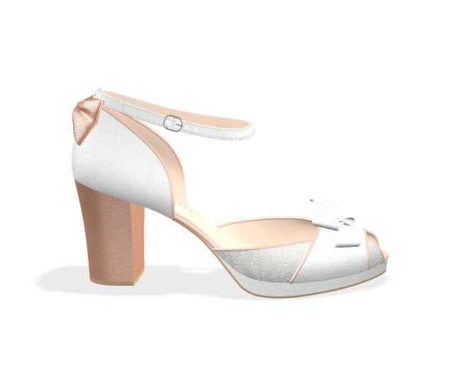 Check out my shoe design via @shoesofprey