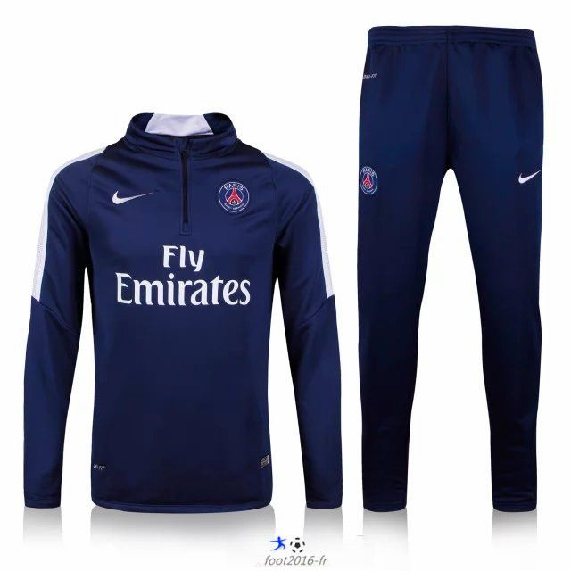 grossiste nouveau survetement de foot psg bleu 2015 2016 jogging prix survetement de foot 2016. Black Bedroom Furniture Sets. Home Design Ideas