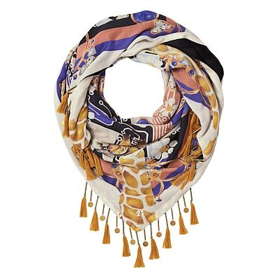 METRO HUNTRESS SCARF