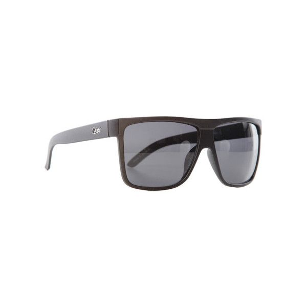 Quay Eyewear Barnum Sunglasses ($45) ❤ liked on Polyvore
