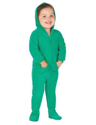 91aed457368c Forrest Green Infant Hoodie Onesie