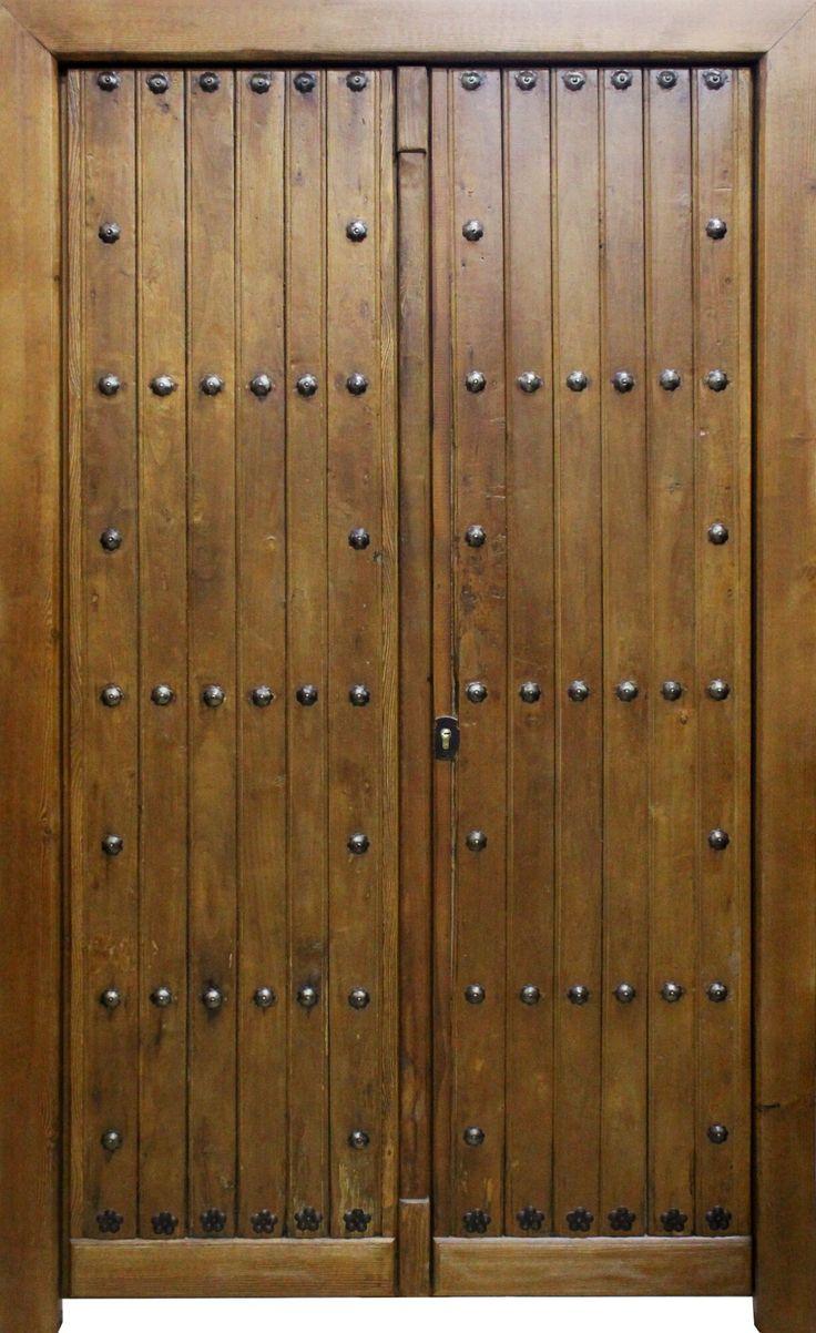 AC-214 - Conely | Puertas de madera, metal y forja, rústicas, artesanales. Decoración.